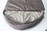 Тактический спальный мешок (до -5) спальник для похода весна и осень   (канада), фото 7