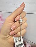 Серебряный браслет Пандора, Классический браслет Pandora 925 пробы, фото 2