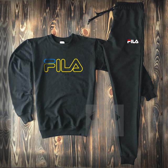Купить мужской спортивный костюм Fila фото