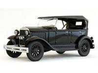 Модель Автолегенды (ДеАгостини) ГАЗ-А в масштабе 1:43