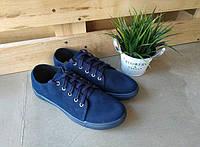 Мокасины мужские синие Litma, фото 1
