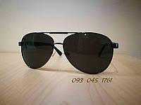 Мужские солнцезащитные очки капля Gucci с поляризацией _реплика