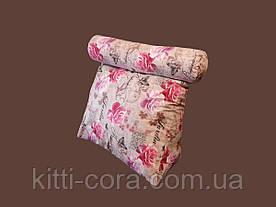 Треугольная подушка с валиком под шею с наволочкой в комплекте.Цветная. Белая