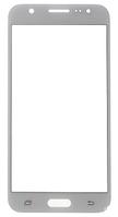 Стекло (для ремонта дисплея) для Samsung J510F Galaxy J5 (2016), с OCA пленкой, цвет белый