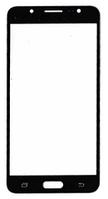 Стекло (для ремонта дисплея) для Samsung J510F Galaxy J5 (2016), с OCA пленкой, цвет черный