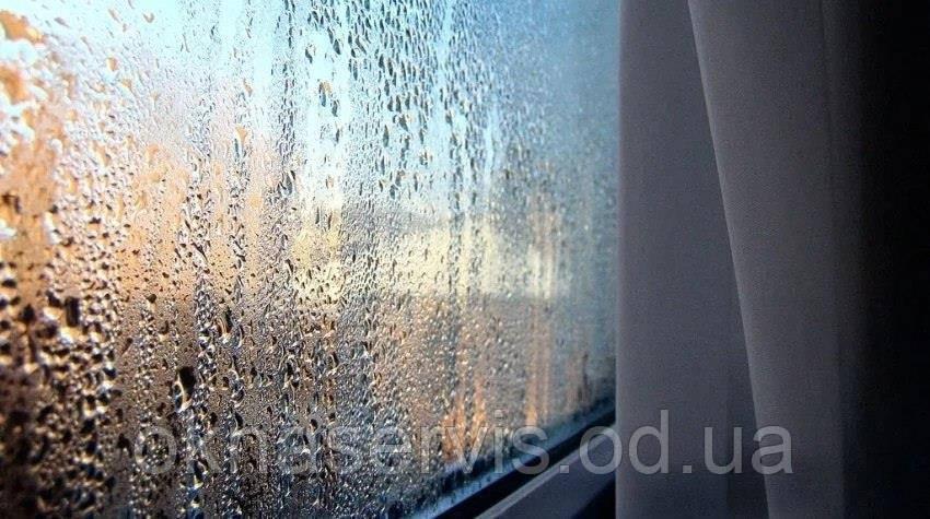 Почему на самом деле запотевают окна и как этого избежать?