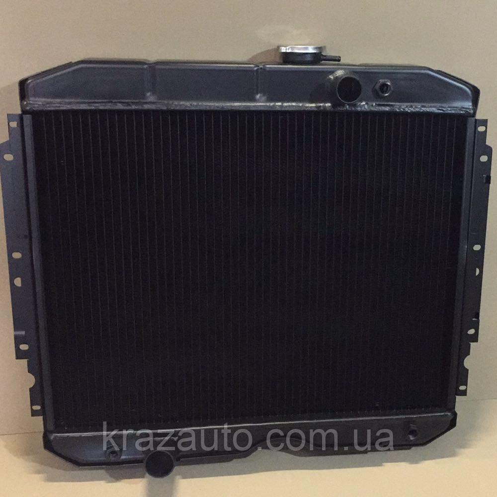 Радиатор водяного охлаждения ГАЗ-3307 (2-х ряд алюм.) 3307-1301010-70А