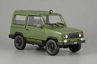 Модель Автолегенды (ДеАгостини) УАЗ-3171 (1:43)