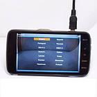 """Видеорегистратор Anytek B50H 2 камеры 4""""  авторегистратор Full HD 1920х1080р датчик движения автоотключение, фото 6"""