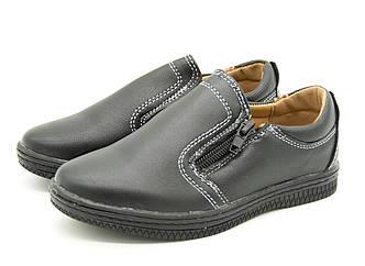 Туфли для мальчика черные Размеры: 28,29,30,32