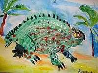 """Картина """"Динозавр"""", фото 1"""