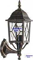 Светильник садовый Expert Light Verona 60 Вт IP44 антична латунь ELNX-34011-W фонарь на стену