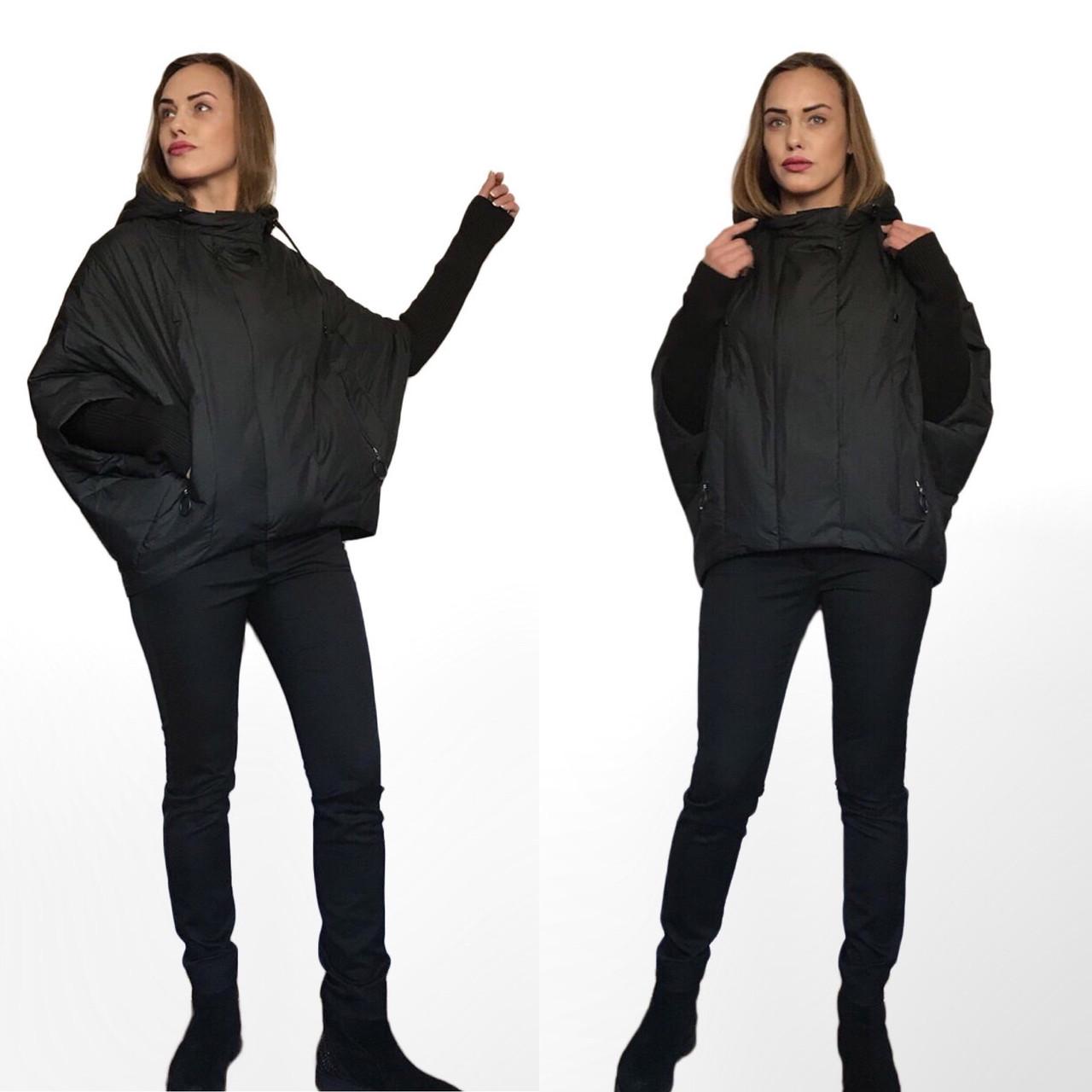 ТРЕНД - Дизайнерская Фабричная Куртка - Жилет TONGCOI. Гарантия высокого качества и стиля! Oversize