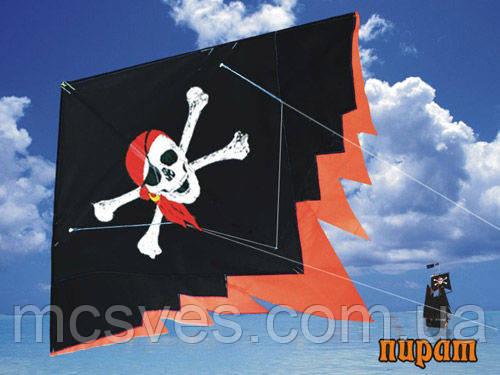 Управляемый воздушный змей Пират