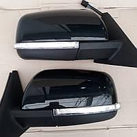 Боковые зеркала приора с повторителем поворота ( нового образца)