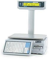 Весы с печатью этикеток Digi SM-500 Р (со стойкой)