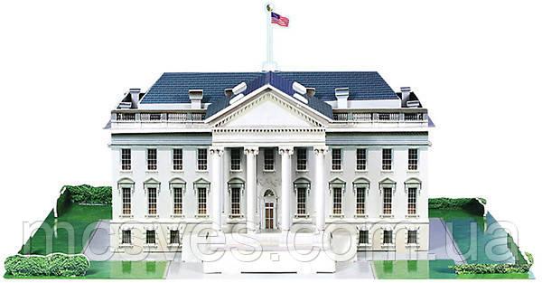 3D пазл Белый дом