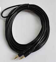Кабель аудио mini Jack-mini Jack (male-male), 5 м.
