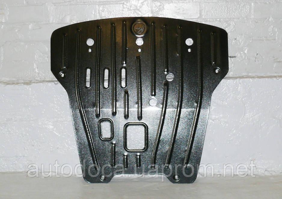 Защита картера двигателя и кпп Opel Zafira 1999-