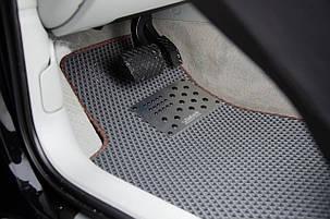 Автоковрики для Renault Symbol II 2008-> eva коврики от ТМ EvaKovrik