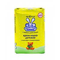 Детское крем-мыло Ушастый нянь с алое вера и подорожником 90 гр.