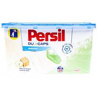 Гель-капсулы для стирки Persil Duo Sensitive, 28 шт