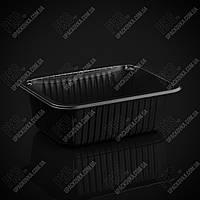 Контейнер УК-503Б, PР, черный, 1100 мл, фото 1