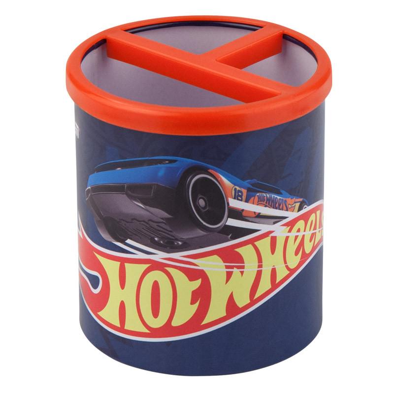 Стакан-підставка квадратний Kite Hot Wheels HW19-106