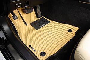 Автоковрики для Renault Captur (2013+) eva коврики от ТМ EvaKovrik