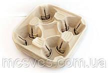 Тримач для 4-х склянок (капхолдер)