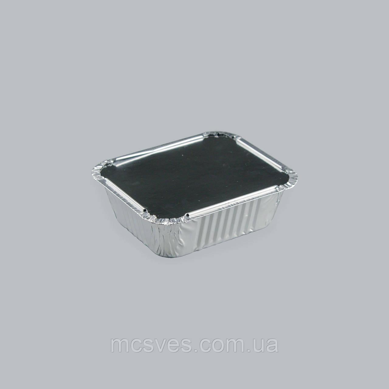 Контейнер с крышкой из пищевой алюминиевой фольги R46L