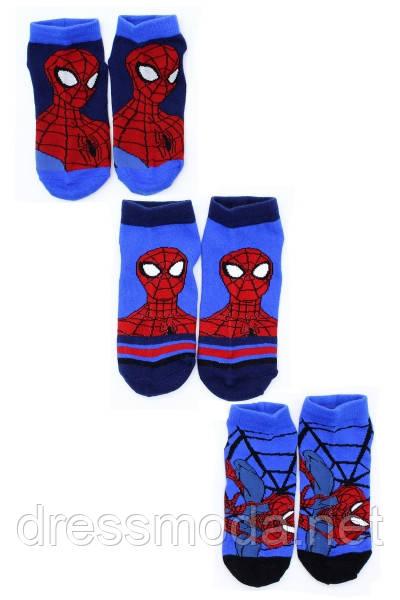 Шкарпетки для хлопчиків Spider-man 23-34 р. р.