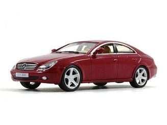Модель Суперкары (ДеАгостини) №72 Mercedes-Benz CLS (1:43)