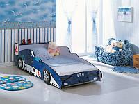 Детская кровать Robert 90x190 Signal синий