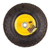 "Колесо пневматическое BudMonster 3.5х4"", d=25.3 см, (артикул 01-026) (01-050)"