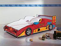 Детская кровать Robert 90x190 Signal красный