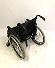 Инвалидная коляска каталка кресло Немецкая Sopur, 47 см сиденье., фото 2