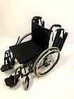 Инвалидная коляска каталка кресло Немецкая Sopur, 47 см сиденье., фото 3