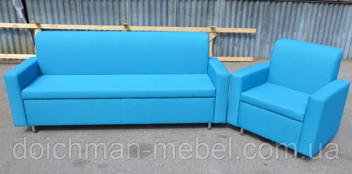 Офисные диваны и мягкие кресла купить Украина