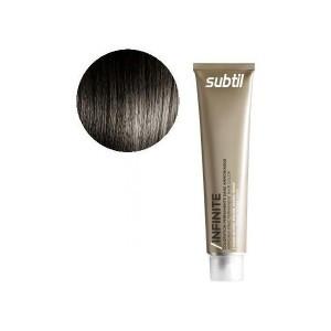 Ducastel Subtil Infinite - стійка крем-фарба для волосся без аміаку 4-3 - золотистий шатен, 60 мл