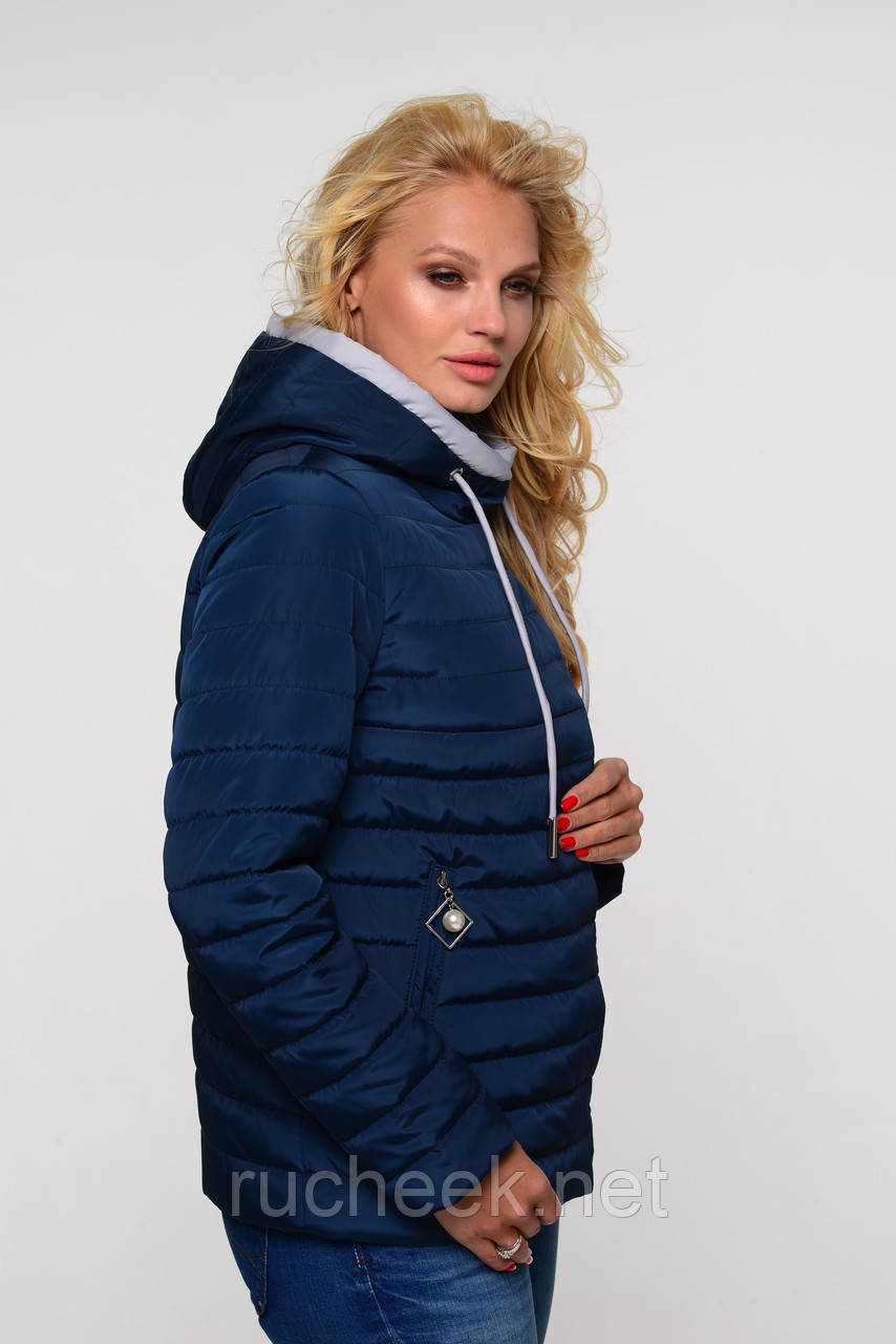 dc486587f8b ... Украина Демисезонная женская куртка Адриен р - ры 46 - 56