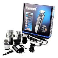 Универсальная машинка для стрижки волос Kemei LFQ-KM 1832 стайлер триммер