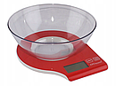 Весы кухонные Ronner tw3010 красная, фото 3