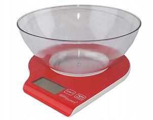 Весы кухонные Ronner tw3010 красная