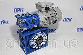 Мотор-редукторы червячные двухступенчатые типа  (NRV/NMRV)