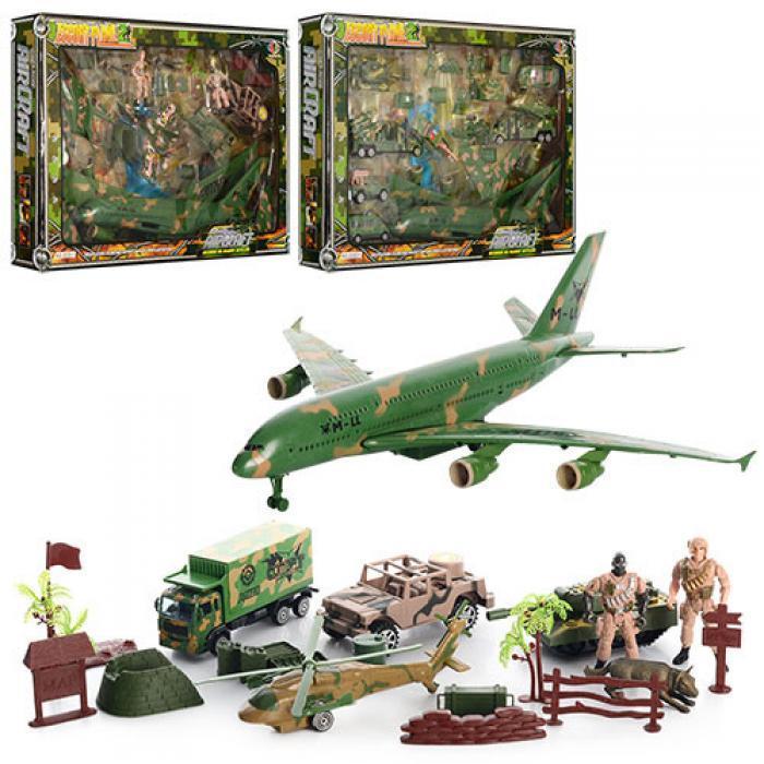 НАБОР ВОЕННЫЙ 3333-6-7-A AirCraft