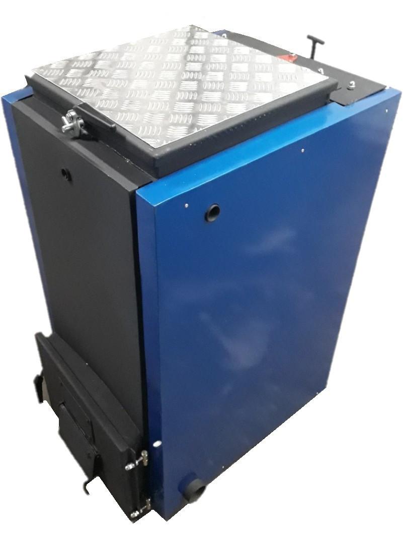 Твердотопливный котел шахтного типа Холмова 20 кВт ( С изол. )
