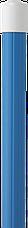 Алюмінієва телескопічна ручка, 1575-2780 мм, фото 2
