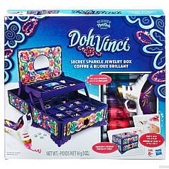 Набор для творчества с пластилином DohVinci Волшебная шкатулка B7003