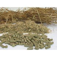 Гранулированное сено способно заменить комбикорм!